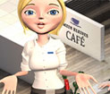 Time Management Game - Waitress